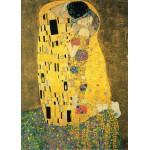 Grafika-Kids-00216 Pièces Magnétiques - Klimt Gustav : Le Baiser, 1907-1908
