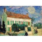 Grafika-Kids-00217 Pièces Magnétiques - Van Gogh Vincent : La Maison Blanche, la Nuit, 1890