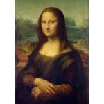 Grafika-Kids-00218 Pièces Magnétiques - Léonard de Vinci : La Joconde, 1503-1506