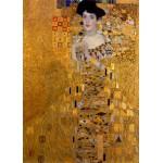 Grafika-Kids-00221 Pièces Magnétiques - Klimt Gustav : Adèle Bloch-Bauer, 1907