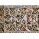 Grafika-Kids-00224 Pièces Magnétiques - Michel Ange : La Chapelle Sixtine