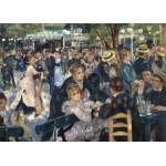 Grafika-Kids-00256 Pièces Magnétiques - Auguste Renoir : Bal du Moulin de la Galette, 1876