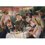 Grafika-Kids-00257 Pièces Magnétiques - Auguste Renoir : Le Déjeuner des Canotiers, 1881