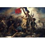 Grafika-Kids-00288 Delacroix Eugène : La Liberté Guidant le Peuple, 1830