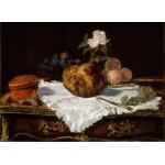 Grafika-Kids-00311 Edouard Manet : La Brioche, 1870