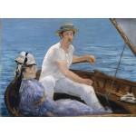 Grafika-Kids-00315 Edouard Manet : En Bateau, 1874
