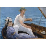 Grafika-Kids-00316 Edouard Manet : En Bateau, 1874