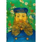 Grafika-Kids-00338 Vincent Van Gogh : Portrait de Joseph Roulin, 1889