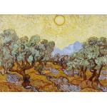 Grafika-Kids-00339 Vincent Van Gogh : Les Oliviers, 1889