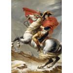Grafika-Kids-00350 Jacques-Louis David: Bonaparte franchissant le Grand Saint-Bernard, 20 mai 1800