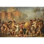 Grafika-Kids-00355 Jacques-Louis David: Les Sabines, 1799