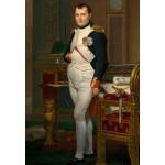 Grafika-Kids-00360 Jacques-Louis David: Napoléon dans son Cabinet de Travail, 1812