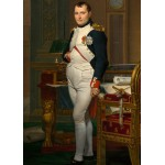 Grafika-Kids-00362 Pièces Magnétiques - Jacques-Louis David: Napoléon dans son Cabinet de Travail, 1812