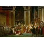 Grafika-Kids-00375 Jacques-Louis David: Le Sacre de l'Empereur Napoléon 1er, 1805-1807