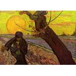 Grafika-Kids-00421 Pièces Magnétiques - Van Gogh Vincent : Le Semeur, 1888
