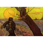 Grafika-Kids-00422 Pièces XXL - Van Gogh Vincent : Le Semeur, 1888