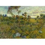 Grafika-Kids-00423 Van Gogh Vincent : Coucher de Soleil à Montmajour, 1888