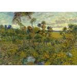 Grafika-Kids-00424 Van Gogh Vincent : Coucher de Soleil à Montmajour, 1888