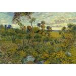 Grafika-Kids-00427 Pièces XXL - Van Gogh Vincent : Coucher de Soleil à Montmajour, 1888