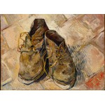 Grafika-Kids-00433 Van Gogh Vincent : Chaussures, 1888
