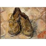 Grafika-Kids-00434 Van Gogh Vincent : Chaussures, 1888