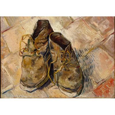 Grafika-Kids-00435 Van Gogh Vincent : Chaussures, 1888