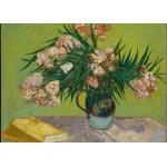 Grafika-Kids-00441 Pièces Magnétiques - Van Gogh Vincent : Lauriers Roses,1888