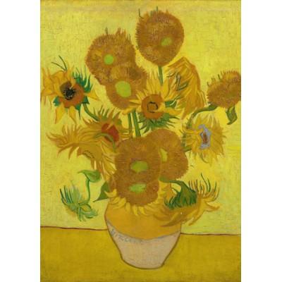 Grafika-Kids-00450 Van Gogh Vincent : Les Tournesols, 1887
