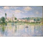 Grafika-Kids-00464 Pièces Magnétiques - Claude Monet: Vétheuil en été, 1880