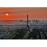 Grafika-Kids-00504 Pièces XXL - Coucher de Soleil sur Paris