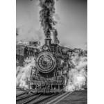 Grafika-Kids-00614 Pièces XXL - Locomotive à Vapeur