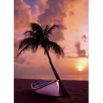 Grafika-Kids-00620 Coucher de Soleil au Paradis