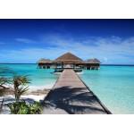 Grafika-Kids-00638 Pièces Magnétiques - Maldives