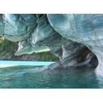 Grafika-Kids-00665 Grotte de Marbre Bleu, Chili