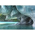 Grafika-Kids-00666 Grotte de Marbre Bleu, Chili