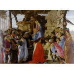 Grafika-Kids-00690 Sandro Botticelli: Adoration of the Magi (Zanobi Altar), 1475