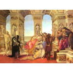 Grafika-Kids-00692 Sandro Botticelli: La Calomnie d'Apelle, 1495-1497