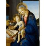Grafika-Kids-00696 Sandro Botticelli: La Madone du Livre, 1480