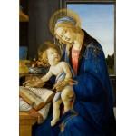 Grafika-Kids-00698 Sandro Botticelli: La Madone du Livre, 1480