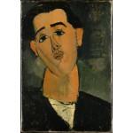 Grafika-Kids-00719 Amedeo Modigliani: Juan Gris, 1915