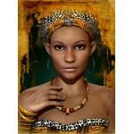 Grafika-Kids-00720 Femme Africaine