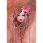 Grafika-Kids-00744 Misstigri : Sweet Pinky Girl