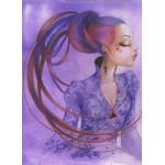 Grafika-Kids-00753 Misstigri : Violette