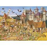Grafika-Kids-00813 François Ruyer: Le Château des Lapins
