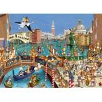 Grafika-Kids-00855 François Ruyer : Les Lapins à Venise
