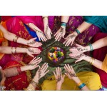Grafika-Kids-00975 Femmes Indiennes