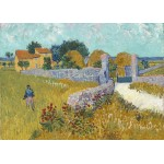 Grafika-Kids-00994 Vincent Van Gogh - Ferme de Provence, 1888