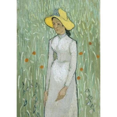 Grafika-Kids-00998 Vincent Van Gogh - Girl in White, 1890