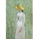 Grafika-Kids-00999 Pièces XXL - Vincent Van Gogh - Girl in White, 1890