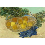 Grafika-Kids-01003 Pièces XXL - Vincent Van Gogh - Still Life of Oranges and Lemons with Blue Gloves, 1889